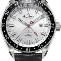 Alpina Geneve Alpiner GMT 4 AL-550S5AQ6 Herren Automatikuhr 2....