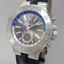 Bulgari Diagono GMT DG40S GMT