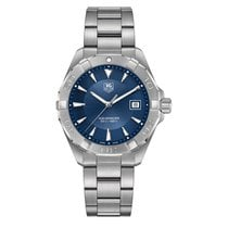 TAG Heuer Aquaracer Blue Sunray Dial Men's Watch