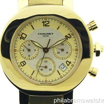 Chaumet Chronograph 18k Yellow Gold Automatic Calibre 1188 40mm
