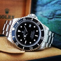 Rolex Sea-Dweller Ref. 16600 T Serial