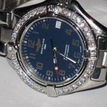 Breitling Colt Stainless Steel Diamonds