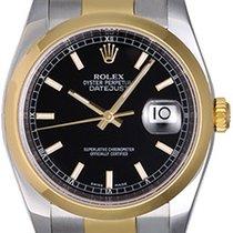 Rolex Datejust Men's 2-Tone Watch 116203