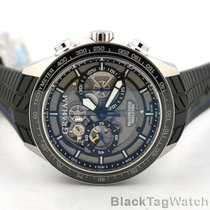 Graham Silverstone RS Skeleton Blue Limited Edition