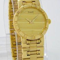 "Piaget ""Dancer 80563-K-81""Watch - Quartz - 23mm 18k..."
