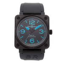 Bell & Ross BR01-92 Blue Limited Edition BR01-92-SBLU
