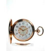 Glashütte Original Uhrenfabrik Union Goldsavonette Taschenuhr,...