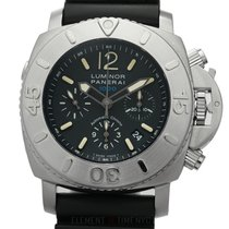 Panerai Luminor Submersible Collection Chronograph 1000m...