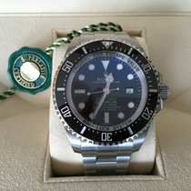 Rolex Sea-Dweller-Deepsea D-Blue