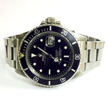 Rolex Submariner Date 168000 Transitional