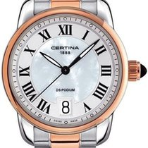 Certina DS Podium C025.210.22.118.00 Elegante Damenuhr...