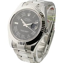 Rolex Unworn 116334 Datejust II - 41mm Stainless Steel -...