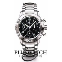 Breguet Type XXI Aeronavale 39mm Automatic Chronograph Flyback  T