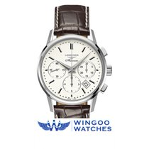 Longines - COLUMN WHEEL CHRONOGRAPH Ref. L27494722/L2.749.4.72.2