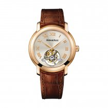 Audemars Piguet Jules Audemars Tourbillon  Rose Gold Watch