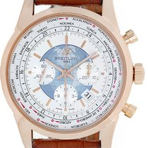 ブライトリング (Breitling) Transocean Chronograph Unitime World Time