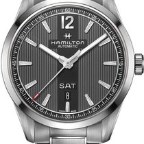 Hamilton BROADWAY DAY DATE H43515135 Elegante Herrenuhr...
