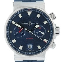 Ulysse Nardin Limited Edition  Maxi Marine Blue Seal Chronogra...