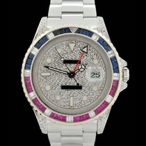 Ρολεξ (Rolex) Rolex GMT-Master -Pepsi- Ref.: 16700 - Dia-...