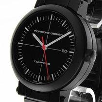 Porsche Design Heritage Kompass Titan Ref.6520 Ltd. 911