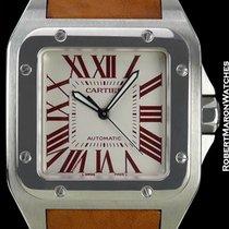 Cartier Santos 100xl Platinum Boutique Only Box & Papers