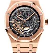 Audemars Piguet Royal Oak Double Balance Openworked 18K Pink...