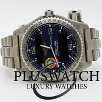 Breitling Emergency Limited Ed. Orbiter 3 Titanium 43mm 3667