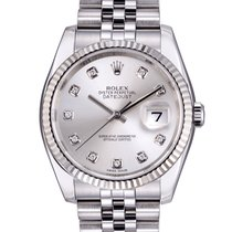 Rolex Datejust 36 mm 116234 Diamond Index 116234