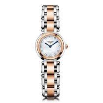 Longines PrimaLuna Diamond Quartz Ladies Watch L81095876