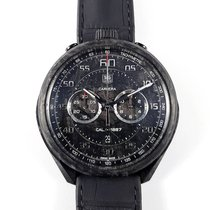 TAG Heuer Carrera Calibre 1887 45mm Carbon Matrix CAR2C90.FC63...
