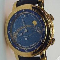 Patek Philippe Celestial Sky Moon Yellow Gold 5102J