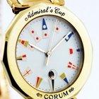 Corum admirals Cup Gelbgold 18kt Quartz