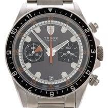 Τούντορ (Tudor) Heritage Chronograph Stahl Automatik Armband...