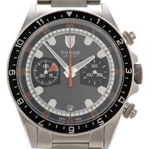 Tudor Heritage Chronograph Stahl Automatik Armband Stahl 42mm...