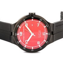 Porsche Design 6350 Flat Six Automatic Red Edition