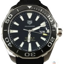 TAG Heuer Aquaracer Calibre 5 Automatik 43mm WAY201A.FT6069