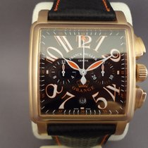 Franck Muller Conquistador Chrono Orange Limited 10 Pcs