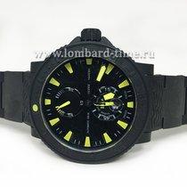 ユリス・ナルダン (Ulysse Nardin) Ulysse Nardin Maxi Marine Diver Black...