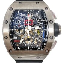Richard Mille RM 011 Titanium Pre-Owned