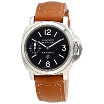 Πανερέ (Panerai) Luminor Marina Logo Acciaio 44mm Pam1005