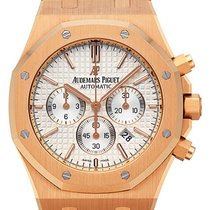 Audemars Piguet Royal Oak Chronograph 18 kt Rosegold 26320OR.O...