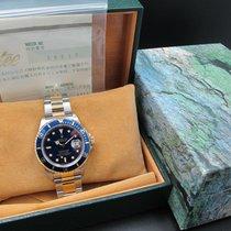 勞力士 (Rolex) SUBMARINER 16613 2-Tone Blue Dial with Box and Paper