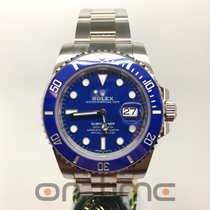 Rolex Submariner Date White Gold NEW