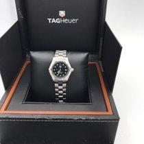 TAG Heuer Aquaracer Ladies Diamond Dial Waf141c.ba0813 Box...