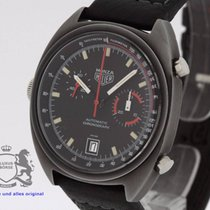 Heuer Monza Chronograph 150.501 PVD Coated Cal. 15