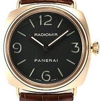Panerai Radiomir Base PAM00231 18K Solid Rose Gold