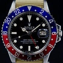 """Rolex 1972 Rolex GMT Master (Ref. 1675) MK I """"Long E"""""""