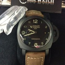 パネライ (Panerai) Pam441 Luminor 1950 3 Days Ceramic Vintage...