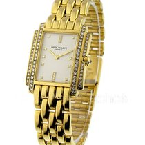 Patek Philippe 4825J/101J Yellow Gold Ladys Gondolo - Ref...