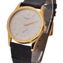 Patek Philippe 3796J 3796j Calatrava 30mm - Mechanical -...
